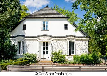 Chopin's birth house in Zelazowa Wola / Poland