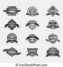 chopper motorcycle label theme - graphic art vector...