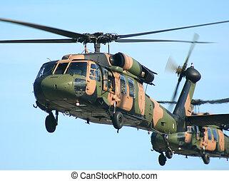 choppers, blackhawk