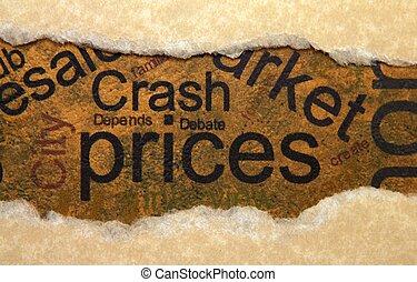 choque, precios