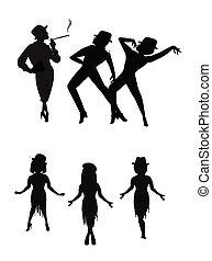 choreografia, broadway
