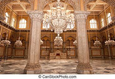 Chowmohalla Palace - An ancient palace of the Nizams of the ...