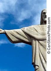 Rio de Janeiro - Chris Corcovado in Rio de Janeiro, Brazil