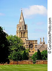 Christ Church Cathedral, Oxford.