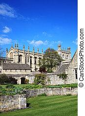Christ Church College Oxford Univer