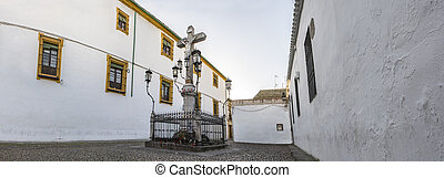Christ of the Lanterns, Cordoba, Spain