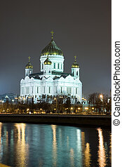 christ, sauveur, cathédrale