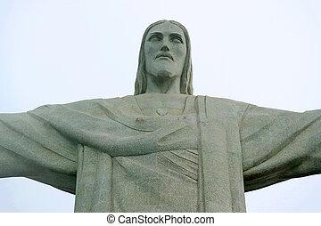 Christ the Redeemer, Soapstone Statue of Jesus Christ on ...