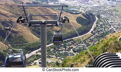 Christchurch Gondola New Zealand. - Christchurch Gondola.It...