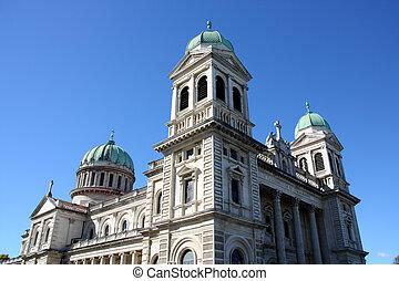 Christchurch, New Zealand - Christchurch, Canterbury, New...