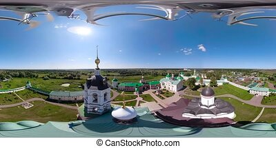 Christian church and monastery VR360 - VR360 Architectural...