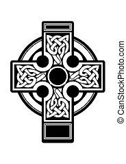 Christian cross.