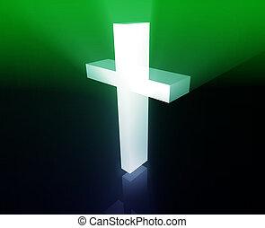 Christian cross - Christian church cross, religious...