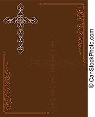 Christian Cross Design