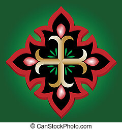 Christian Holy cross