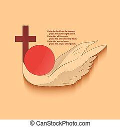 Christian religious emblem