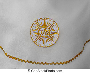 Christian symbol of the Eucharist