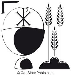 Christian Symbols - Chalice Ears