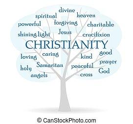 Christian tree