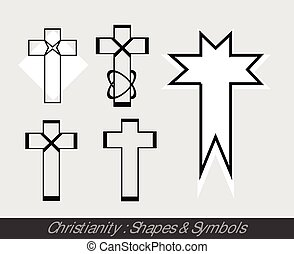 Christianity - Christian Cross Icon