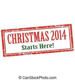 Christmas 2014-stamp