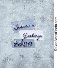 Christmas 2020 Season's Greetings