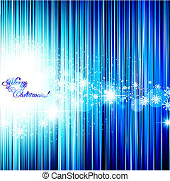 Christmas abstract background