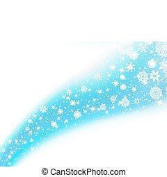 Christmas abstract illustration. EPS 8
