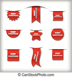 christmas advertising banners