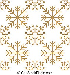 Christmas and happy new year seamless pattern. Winter holiday pattern for background or gift wrapping paper.