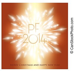 Christmas and new year card - New year greeting cards, new...