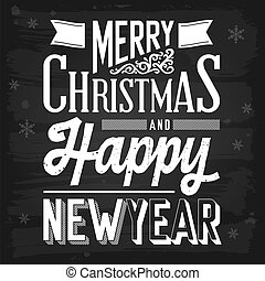 Christmas and New Year Greetings - Christmas and New Year...