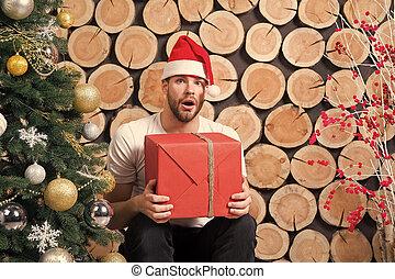 6ed23337cb4b5 New year or christmas presents preparation diy flat lay top view ...