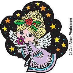 Christmas Angel 3
