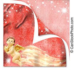 Christmas Angel Cards