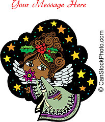 christmas angel custom3
