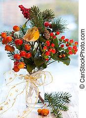 Christmas arrangement