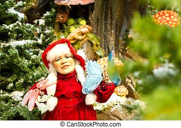 Christmas at the Tivoli in Copenhagen