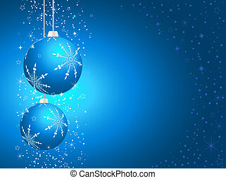christmas background - Decorative Christmas background