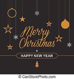 Christmas background for festive design.