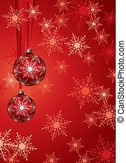 Christmas Background (illustration)
