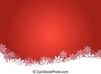 Christmas background - Illustration, Vector EPS 10.