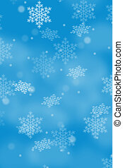 Christmas background pattern winter card portrait format ...