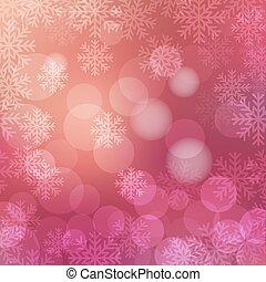 Christmas background purple