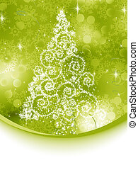Christmas Background template. EPS 8