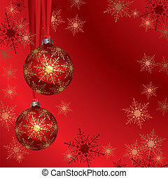 Christmas Background (vector)