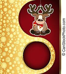 Christmas background. Vector eps 10