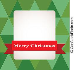 Christmas background. Vector illustration. Merry Christmas