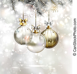 Christmas background vector811