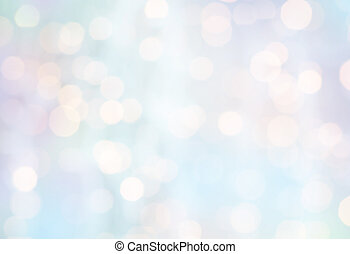 christmas background with blurred holidays lights -...